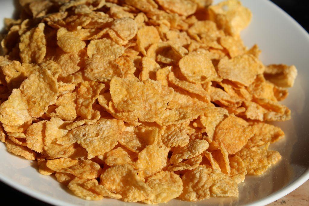 Cereali e cornfackes